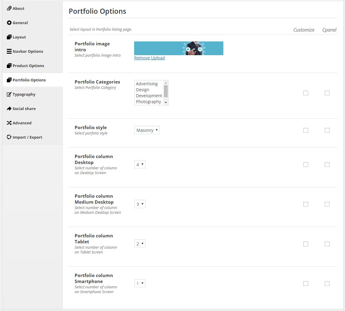 portfolio-options